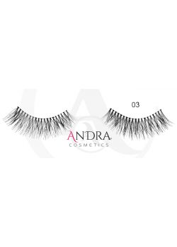 ANDRA COSMETICS GENE FALSE  ANDRA'S WINK MODEL#03