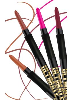 L. A  GIRL LIPLINER ULTIMATE INTENSE